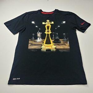 95e65e5d Nike Shirts | Lebron James Mens T Shirt Small S Chess King | Poshmark